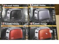 Brand new Russell Hobbs toaster.