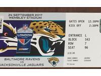 NFL London Tickets