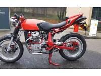 Honda cx500ec Cafe Racer