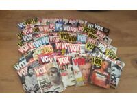 VOX by NME ** Complete Collection**