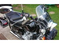 Cruiser Motorcycle 150 /125cc swap bike + Cash for the right road legal buggy