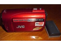 JVC Everio S HD digital camcorder