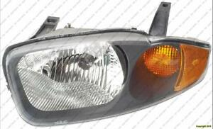 Head Lamp Driver Side CAPA Chevrolet Cavalier 2003-2005