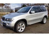 2005 [55] BMW X5 3.0D AUTO [4x4] TV -SAT NAV-CRUISE-4 NEW TYRES-NEW BRAKES-SERVICED-PART EX WELCOME