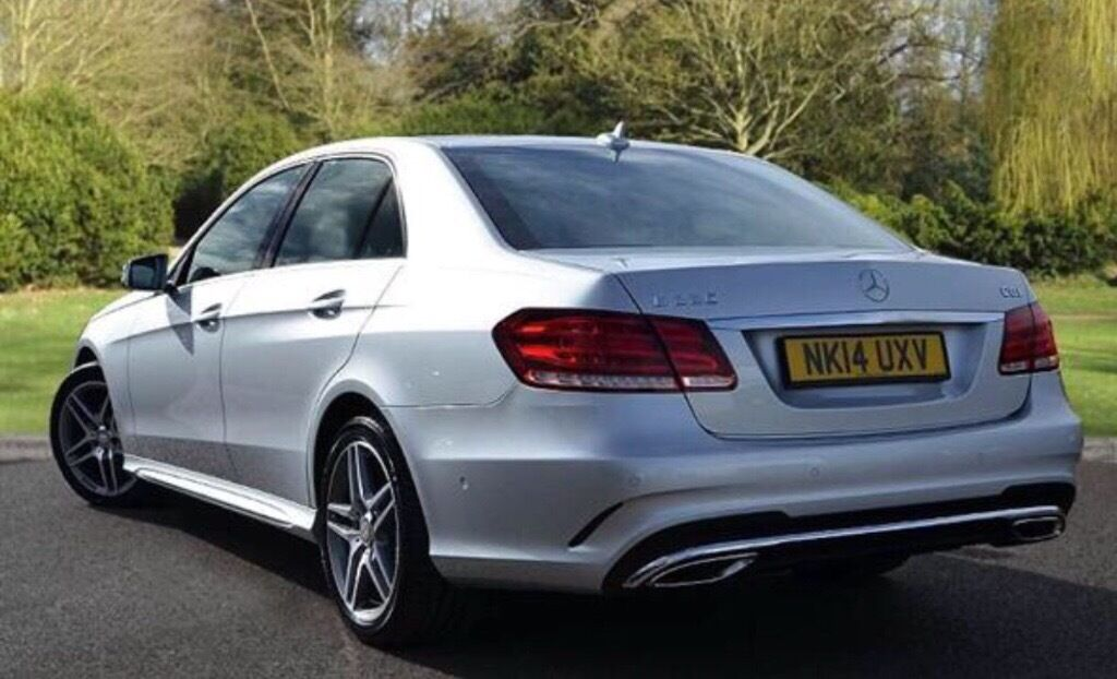 Mercedes E Class Special Offer Discount Pco Car Hire