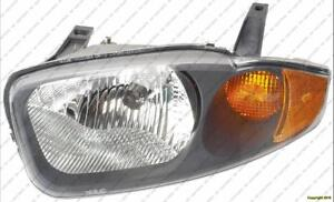Head Lamp Driver Side Chevrolet Cavalier 2003-2005