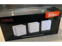 Nova tenda ac1200 wifi mesh system