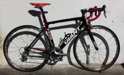 2011 Giant TCR Advanced 1! M. Full Ultegra 670010speed! RS80 Whls Dulwich Hill Marrickville Area Preview
