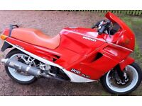 1990 Ducati 906 PASO - 28000 miles - Lauder/Borders 20 mins from bypass - Running - HPI clear
