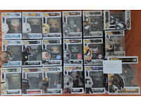 Funko POP Mixed Collection (Marvel, Lord of rings, Movie, Morty,Rap, Star Trek Wars) NEW