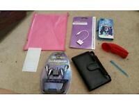 Accessories bundle joblot phone cases leads