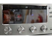 SANDSTROM SHBTDAB14 VALVE AMPLIFIER CD PLAYER DAB BLUETOOTH 150 WATTS