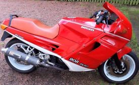 1990 Ducati 906 PASO - 28000 miles - Breaking for parts - Happy to send UK wide