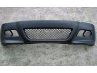 Bmw m3 e46 front bumper