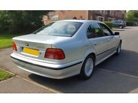 BMW 5 Series E39 M5 LUXURY Edition | AUTOMATIC | Very Good Condition (no 525i e46 lpg audi a4 a6)