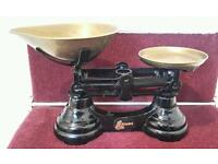 Librasco Vintage Style Weighing Scales and Weights
