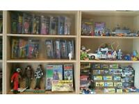 Star Wars, Action Man, Transformers, Corgi, Dinky, Lego, Palitoy, He Man, She Ra, Ghostbusters