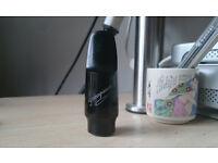 Yanagisawa Soprano Ebonite (rubber) Mouthpiece #7 (Sell or Exchange)