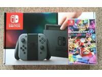 Nintendo Switch Grey Bundle