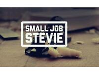 Small Job Stevie. Handyman/maintenance/house repair/doors&floors/flatpack furniture/fix/build