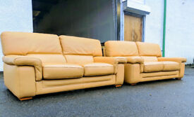 Roche Bobois 2x 2.5 seater sofas in excellent condition DELIVERY AVAILABLE