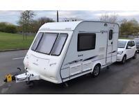 ** 2008 Compass Corona 362 Touring Caravan 2 berth **