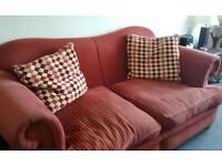 Free 3/4 seater couch