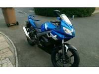 Kymco KR Sport 125cc Motorbike