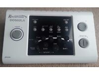 DD502 MIDI ELECTRONIC DRUM MACHINE BRAIN MODULE CONTROLLER CONSOLE
