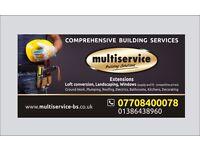 Multiservice, Comprehensive building service
