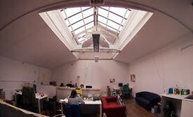 Desk space, central Bristol