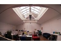 Desk space, central Bristol