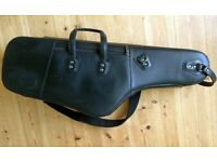 Reunion Blues leather case for tenor sax