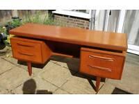 G Plan dressing table/desk