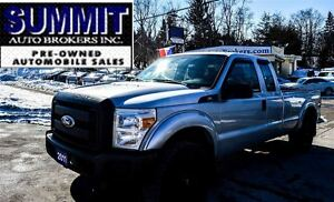 2011 Ford F-250 XL | 6.2L V8 | SUPER DUTY | EXTENDED CAB | 4X4 |