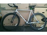 NEW Top Rated Quella Kings D.C Cambridge Design Fixie Bike CHEAPEST PRICE ONLINE