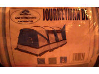 motorhome awning / tent can sleep upto 4 adults in excellent condition