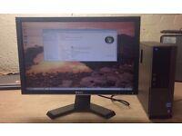 "Windows 7 Dell 790 Core i5 Desktop PC - 10GB DDR3 - 500GB HDD - HDMI - Wi-Fi 20"" Screen"