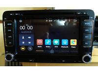 "7"" VW/Seat/Skoda Android Touchscreen Car Stereo/Radio/GPS/Sat Nav/Bluetooth/DVD/SD Card + CANBus Box"
