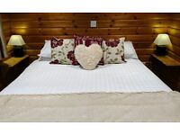 Westfield Country Park Luxury Lodges Fishing Pet Friendly THIS WEEKEND SPECIAL