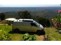 2003 Toyota Hiace Campervan, 11 Month MOT, 90000 miles