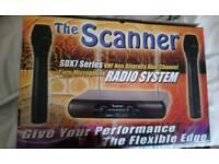 Radio Microphone system
