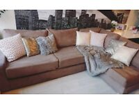 Very Large L Shape Comfortable Sofa Double Bed RRP:£1800 QUICK SALE