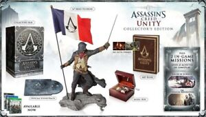 Assassin creed unity Collector