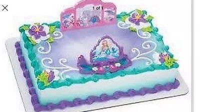 BARBIE ISLAND CupCake Decoration CAKE Topper Favors Birthday Supplies - Princess Cake Decorating Supplies