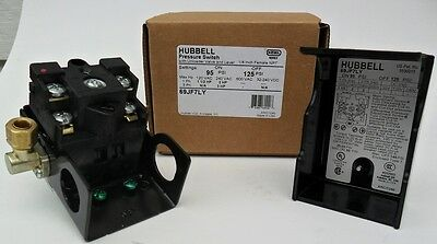 INGERSOLL RAND MODEL SS5L5 PRESSURE SWITCH 95-125 PSI AIR COMPRESSOR PART