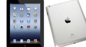 iPad 3- cellular- mint condition