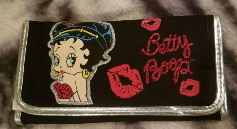 Vintage Betty Boop Folding Wallet