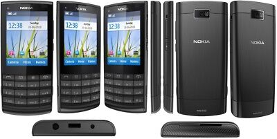 Nokia X3-02 Unlocked  TOUCH Screen And Type  5MP New Other WIFI