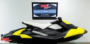 Jetski Sea-Doo Spark 3UP 90HP 48hrs jet ski and trailer Ashmore Gold Coast City Preview